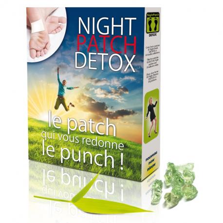 NIGHT PATCH DETOX